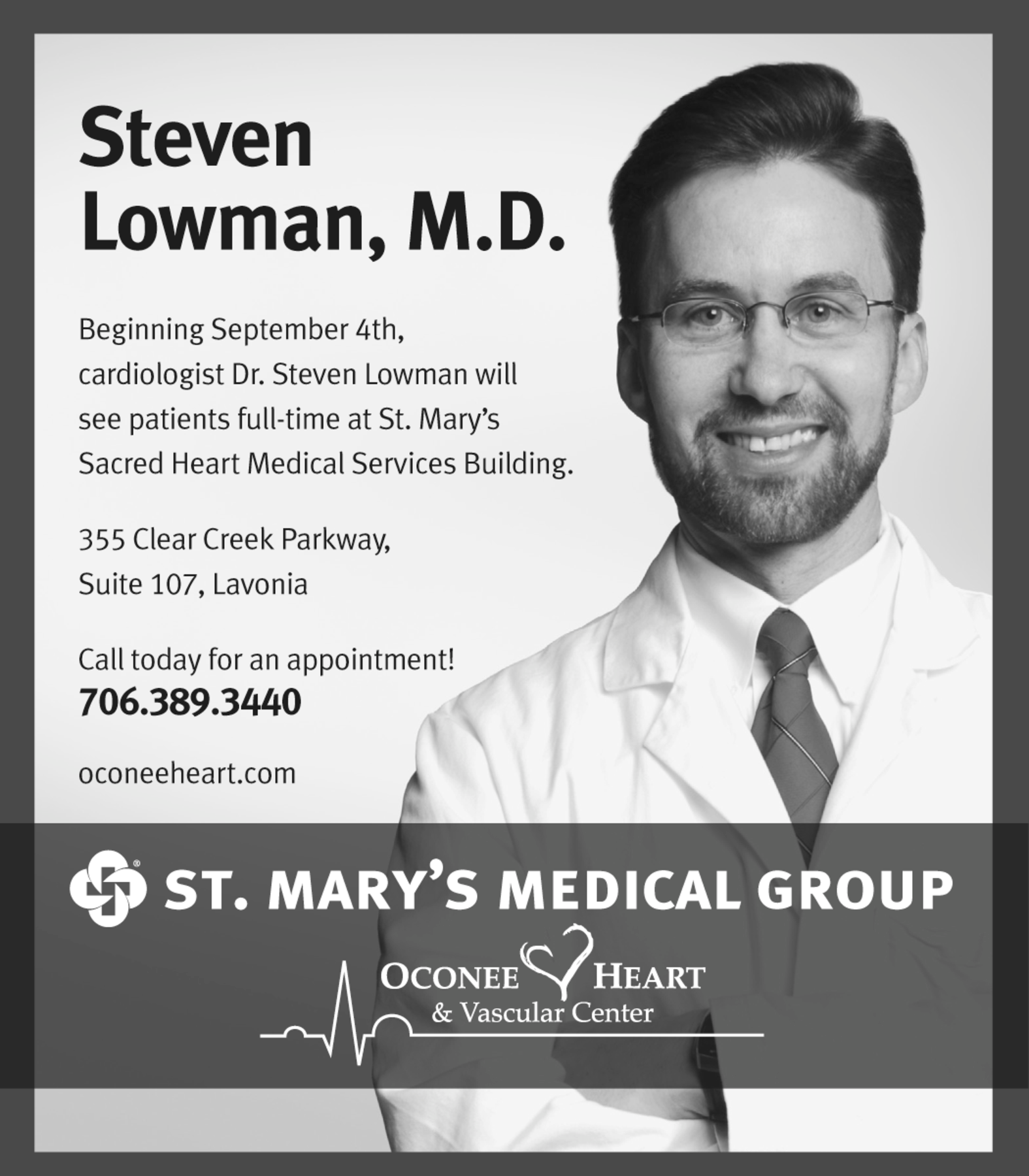 Great Cardiologist in Lavonia, GA, Medical Care - Oconee Heart
